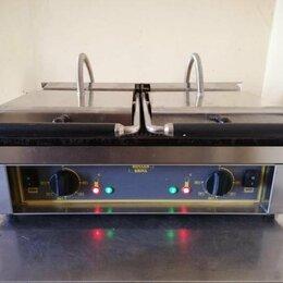 Жарочные и пекарские шкафы - Гриль 2-й контактный ROLLER GRILL ( Франция ) - Б.У., 0