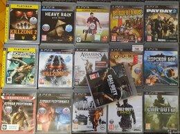 Игры для приставок и ПК - Диски Sony Playstation 3, 0