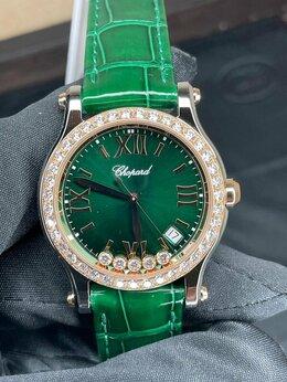 Наручные часы - CHOPARD HAPPY SPORT QUARTZ 36MM 278582-6005, 0