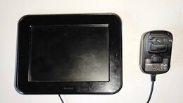 Цифровые фоторамки и фотоальбомы - Цифровая фоторамка Kodak Pulse Wi-Fi + 4Gb SD, 0