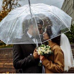 Зонты и трости - Зонт прозрачный, 0