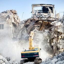 Готовые строения - Демонтаж зданий. Снос домов, металлоконструций, 0
