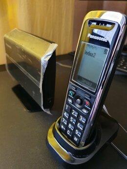 Проводные телефоны - IP телефон Panasonic KX-TGP500, 0