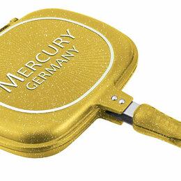 Сковороды и сотейники - Сковорода mercury MC-6296 28х23,5х6см, 0
