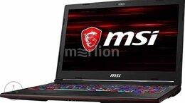 Ноутбуки - Ноутбук MSI GL63 8SC-210RU, 0
