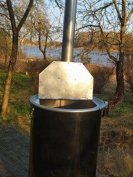Бочки - Бочка-утилизатор для сжигания садового мусора с…, 0