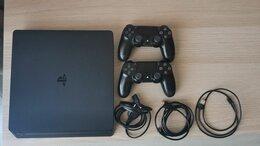 Игровые приставки - Sony playstation 4 slim 500, 0