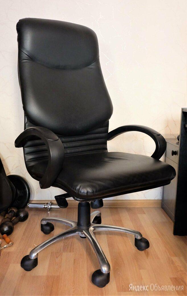 Кресло офисное компьютерное для руководителя Нова по цене 4200₽ - Компьютерные кресла, фото 0