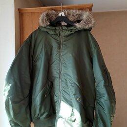 Куртки - Куртка бомбер с капюшоном новая, 0