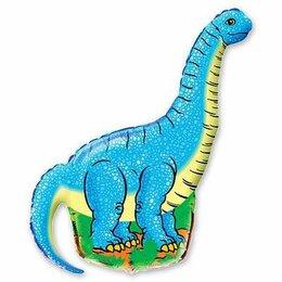 Дизайн, изготовление и реставрация товаров - Шар Динозавр, голубой, 0
