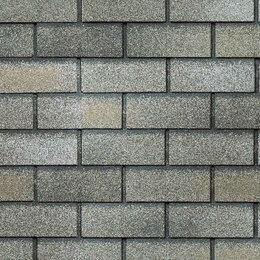 Фасадные панели - Фасадная плитка Hauberk Серо-Бежевый Кирпич 1000х250х3,3мм 2м2/уп, 0