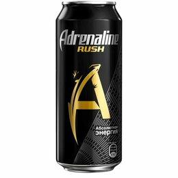 Продукты - Adrenaline rush напиток энергет газ 0,449л ж/б, 0