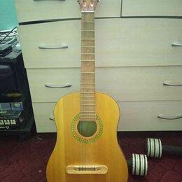 Акустические и классические гитары - Гитара🎸, 0