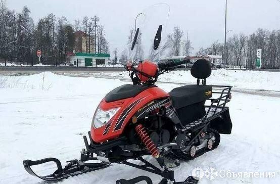 Снегоход Русич 200C по цене 130000₽ - Спецтехника и навесное оборудование, фото 0