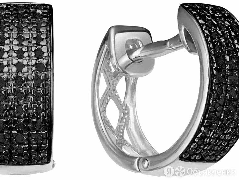Серьги Vesna jewelry 2072-256-02-00 по цене 24420₽ - Серьги, фото 0