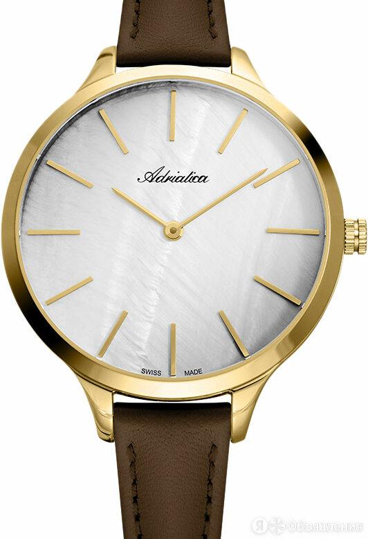 Часы наручные Adriatica A3433.1B1FQ по цене 14700₽ - Наручные часы, фото 0