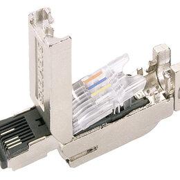 Радиодетали и электронные компоненты - Коннектор rj-45 siemens 6gk1901-1bb11-2aa0, 0