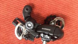 Прочие аксессуары и запчасти - Переключатель Shimano RD-TX35D 6/7 скоростей, 0