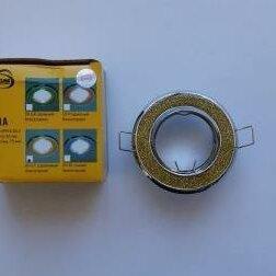 Встраиваемые светильники -  Точечный светильник (611A MR16), 0