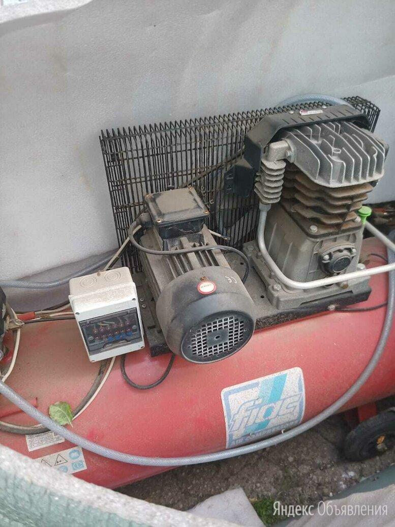 Компрессор фиак 220 вольт двухпоршневой по цене 50000₽ - Воздушные компрессоры, фото 0