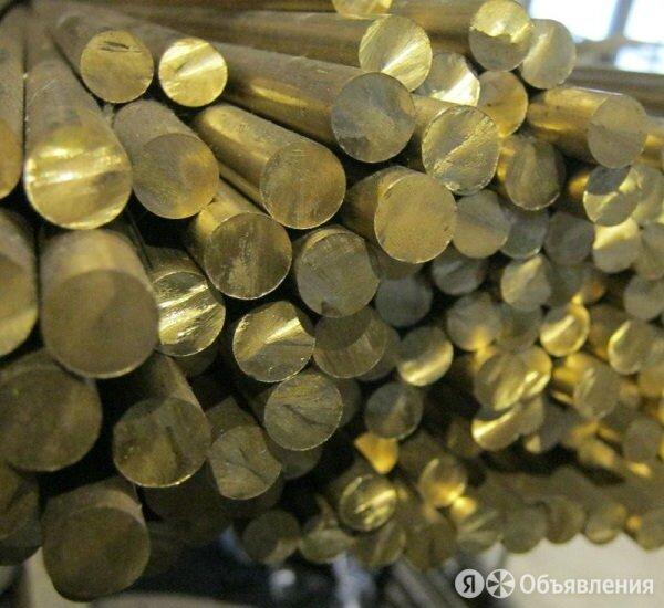 Пруток латунный 35 мм ЛС59-1 ГОСТ Р 52597-2006 по цене 390₽ - Металлопрокат, фото 0