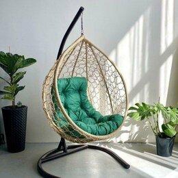 Подвесные кресла - Плетенное кресло кокон, 0