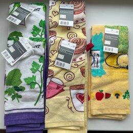 Полотенца - Новые махровые полотенца для кухни 38*64см, 0