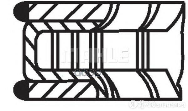 Кольца Поршневые Opel 1.8 D80.5 1.2-1.2-2 Mahle/Knecht арт. 011 RS 00105 0N0 по цене 1163₽ - Двигатель и комплектующие, фото 0