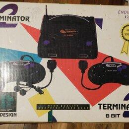 Ретро-консоли и электронные игры - Игровая приставка 8bit 90-х годов (возможен обмен), 0