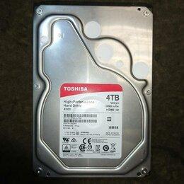 Жёсткие диски и SSD - Жесткий диск 4тб, 0