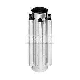 Дымоходы - Дымоход-конвектор (430/0,8мм) D 150 Ferrum, 0