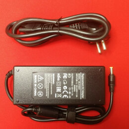 Аксессуары и запчасти для ноутбуков - 016051 Блок питания для монитора и телевизора LCD 12V 7A (5.5 x 2.5 mm) OEM, 0