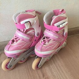 Роликовые коньки - Ролики для девочки , 0