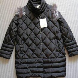 Пуховики - Пальто зимнее, 0