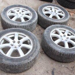 Шины, диски и комплектующие - Диски литые R16 на Субару, 0