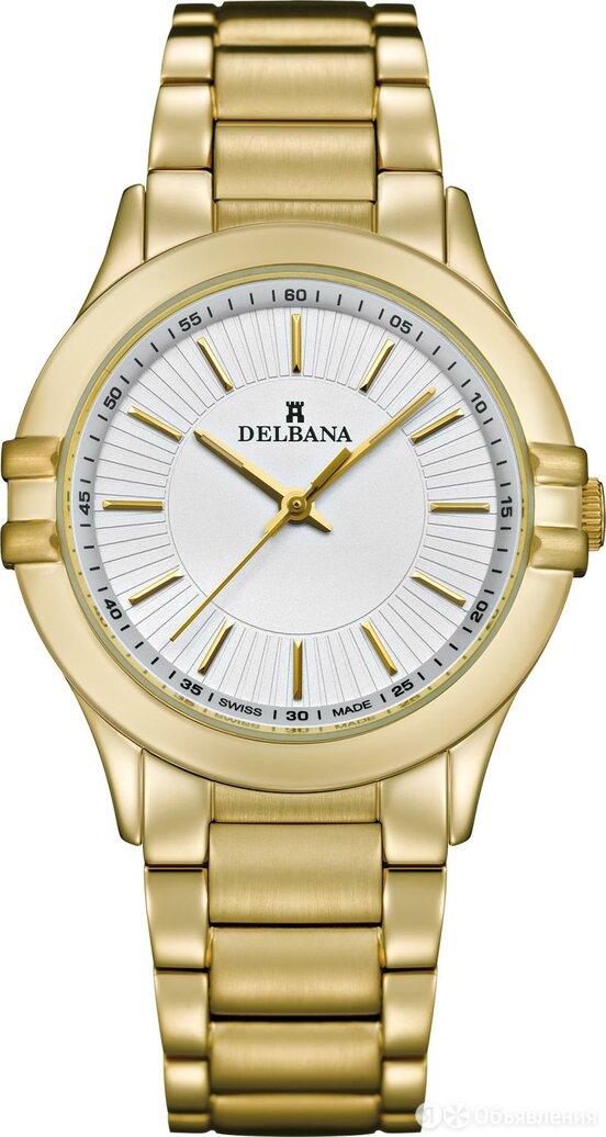Наручные часы Delbana 42701.587.1.061 по цене 27000₽ - Наручные часы, фото 0