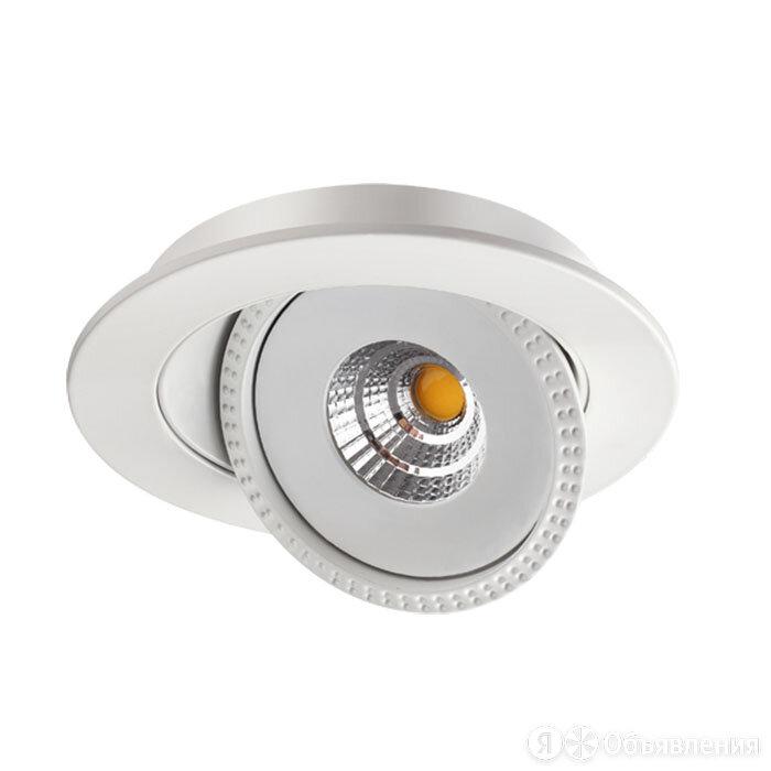 Встраиваемый светильник 357576 SPOT по цене 3100₽ - Встраиваемые светильники, фото 0