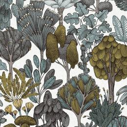 Обои - Обои AS Creation Floral Impression 37757-3 .53x10.05, 0