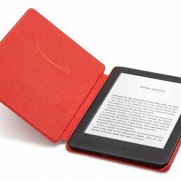 Запчасти и аксессуары для электронных книг - Оригинальная обложка для Amazon Kindle 10 тканевая красного цвета, 0