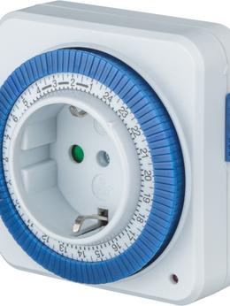Холодильники - Таймер 61 558 NTR-A-S02-WH розет. электромех.…, 0