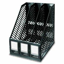 Строительные блоки - Лоток вертик.3секц.сбор.Н-718 ассорт, 0