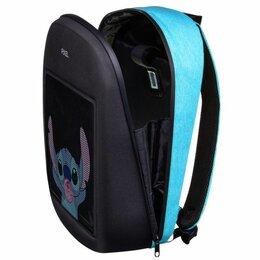 Рюкзаки, ранцы, сумки - Рюкзак с LED-Дисплеем Pixel ONE Blue Sky (голубой), 0