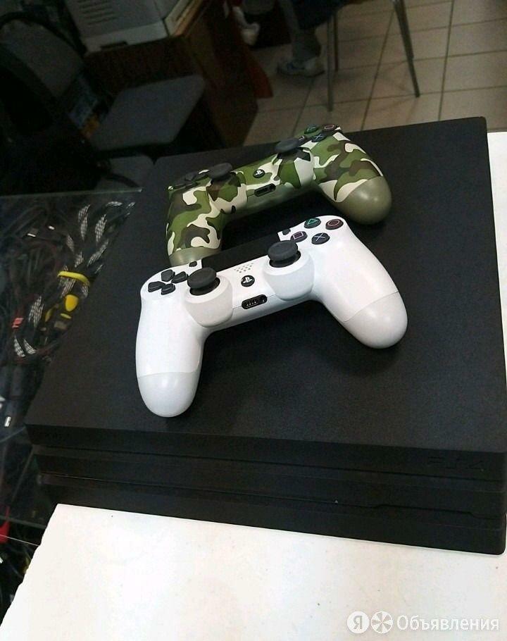Sony PS4 Рго 1Тб 7208B по цене 29990₽ - Игровые приставки, фото 0