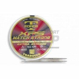 Леска и шнуры - Леска Trabucco T-Force XPS Match Extra Strong 50 м (х11), 0