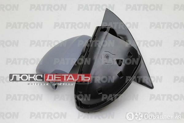 PATRON PMG1803M07 Зеркало наружное в сборе лев, электр, выпукл, грунт KIA CEE... по цене 4937₽ - Кузовные запчасти , фото 0
