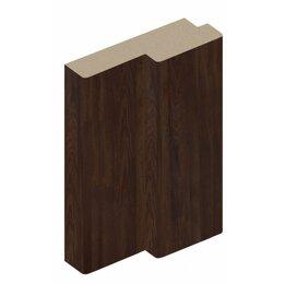 Дверные коробки - Коробка CPL-покрытие эдисон коричневый 26х70х2070мм, 0