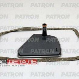 Отопление и кондиционирование  - PATRON PF5083 Фильтр АКПП к-кт. с прокладкой BMW 7 E65/E66 03-, X3 E83 03- , ..., 0
