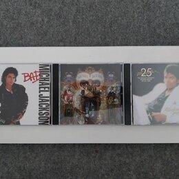 Музыкальные CD и аудиокассеты - M. Jackson, 0