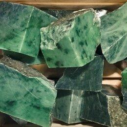 Камни для печей - Камень для банной печи Нефрит, 0