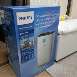 Очистители и увлажнители воздуха - Очиститель воздуха philips ac2721/10, 0